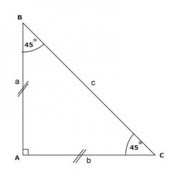 Элементы треугольника